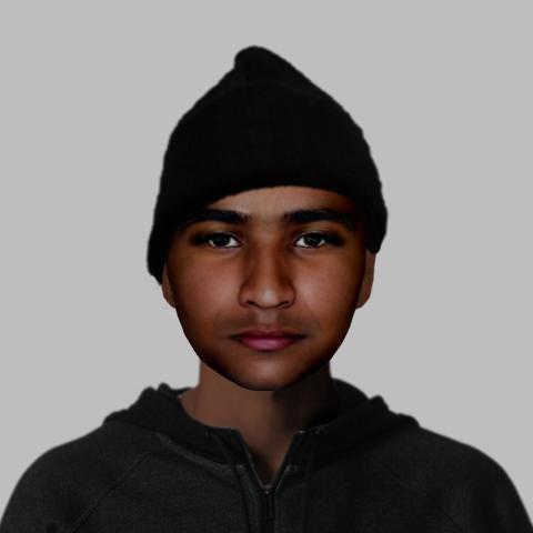 E-fit released in connection with a sexual assault – Oxford