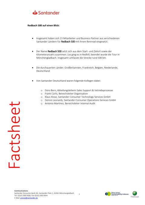 Factsheet Redbach 500