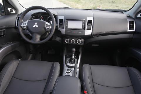Outlander interior