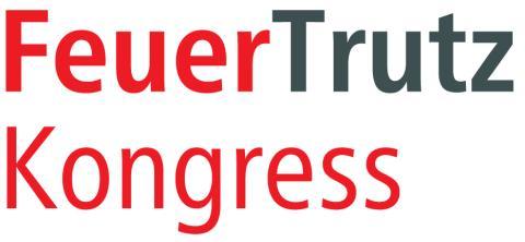 Logo FeuerTrutz Brandschutzkongress (zweizeilig / png)
