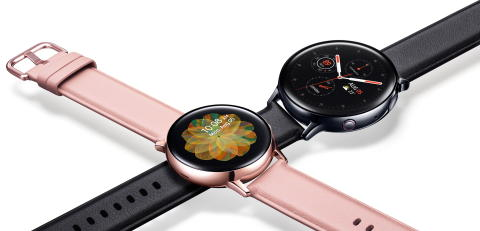 Samsung Galaxy Watch Active2 i butikkerne – smartere, flottere og mere personlig
