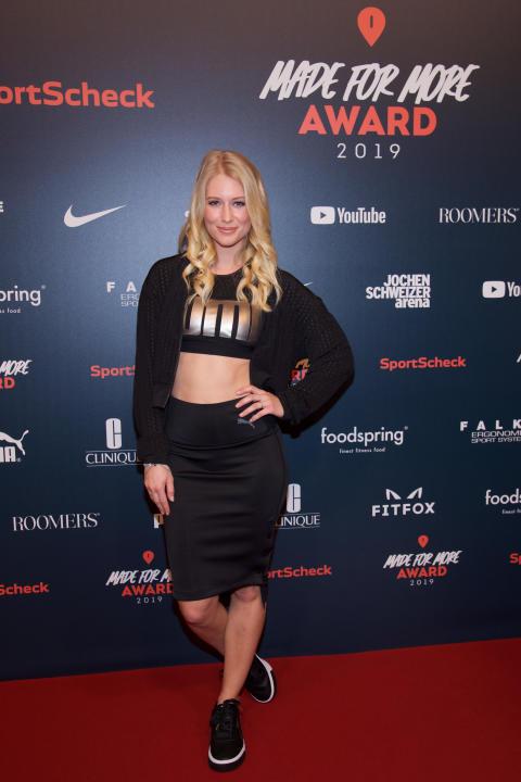 Fitness-Influencerin und Model Ann-Kathrin Burmann