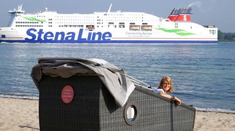 Strandschlafen an der Kieler Förde. Innovative Übernachtungsidee für Einwohner und Gäste
