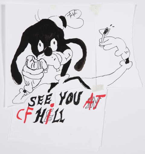 Samtida svenska konstnärer presenteras i ny årlig utställning på CFHILL