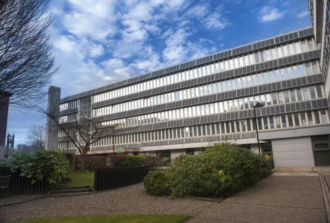 Northumbria University's Northumberland Building