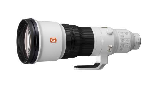 Sony anunță noul super-teleobiectiv de 600 mm F4 G Master™