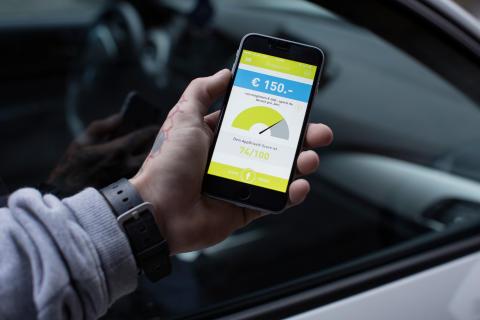 Autoversicherungen: Telematik-Produkt AppDrive® mit Spartarif startet in die nächste Phase.