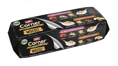 Müller Corner Müesli