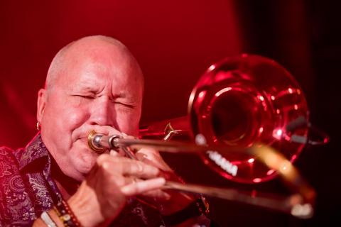 Nils Landgren Funk Unit, Oslo Jazzfestival