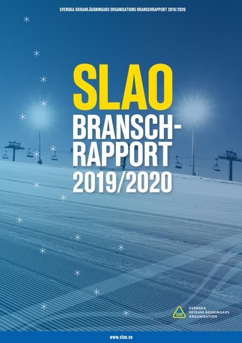 SLAO:s branschrapport 2019/2020