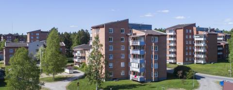 Miljardaffär ger Skellefteå 1 500 nya bostäder