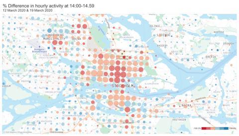 Folkhälsomyndigheten och Telia i datasamarbete för effektivare smittbekämpning