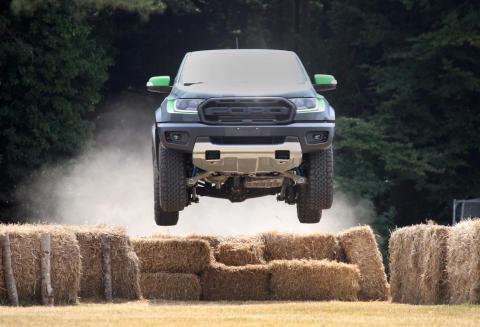 Ford lanserer ny Performance-modell på Europas største spillmesse