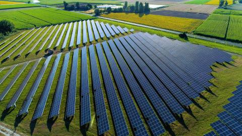 Eneo och Swedbank samarbetar för att bygga Sveriges största solpark