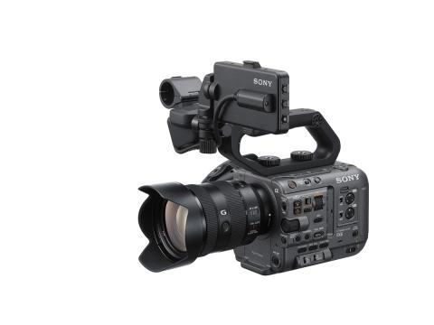 Il lancio della videocamera full-frame professionale FX6 di Sony amplia la  Serie Cinema Line