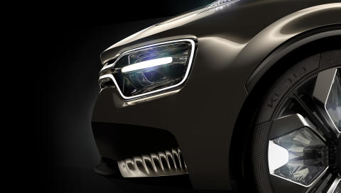 I Geneve ser KIA frem til sin elektriske fremtid med ny 4-dørs konceptbil