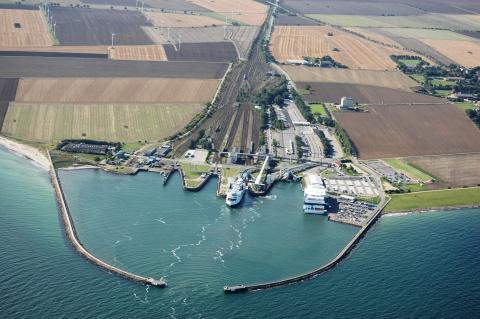 Hafen Puttgarden