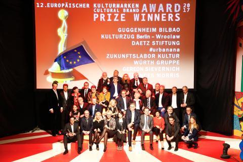 Großer Erfolg für kreativen Städtetourismus im Ruhrgebiet: #urbanana ist Europäische Kulturtourismusregion des Jahres 2017