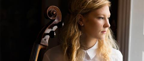 Solistpristurné med cellisten Amalie Stalheim