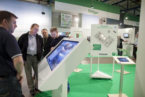 Schneider Electric fokuserer på  el-branchens grønne hovedrolle på El & Teknik