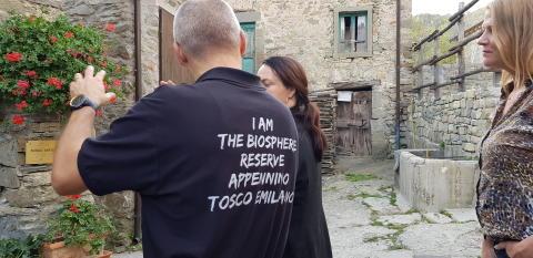 Studieresa till Biosfärområde Appenino Tosco Emiliano, Italien