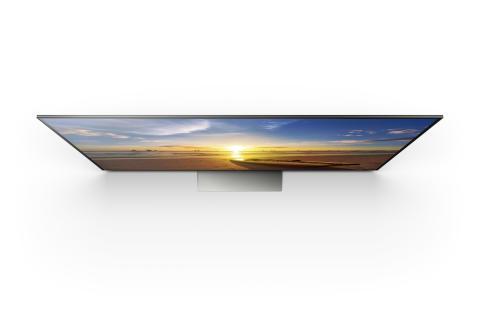 Απολαύστε ολοζώντανες, λεπτομερείς εικόνες  με την 4K HDR BRAVIA της Sony