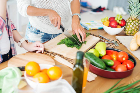 Var fjärde äter endast ett lagat mål om dagen