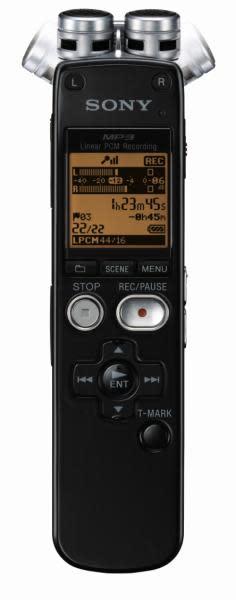 Diktiergeraet ICD-SX712D von Sony_schwarz_03