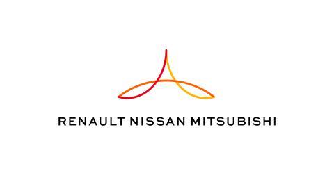 Renault-Nissan-Mitsubishi Alliance - Logo PNG Color with Transparent Background