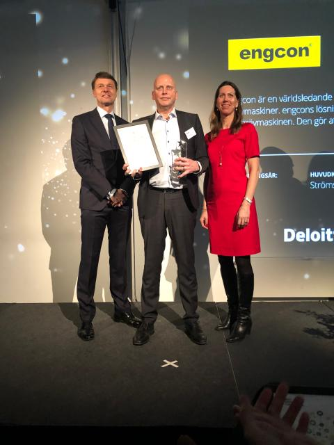 Engcon Best Managed Companies