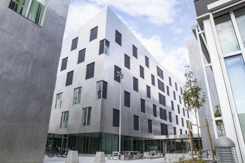 Månedens bygg februar 2016: R. Kjeldsberg AS - Stålgården Nord