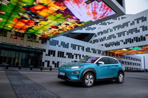 Hyundai lanserer rimeligere KONA electric, enda mer utstyr og kortere leveringstid