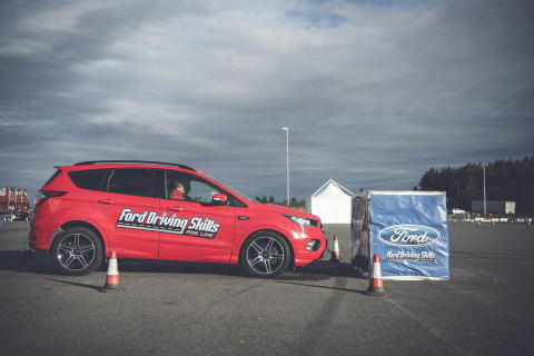Ford Driving Skills For Life 2017 (45)