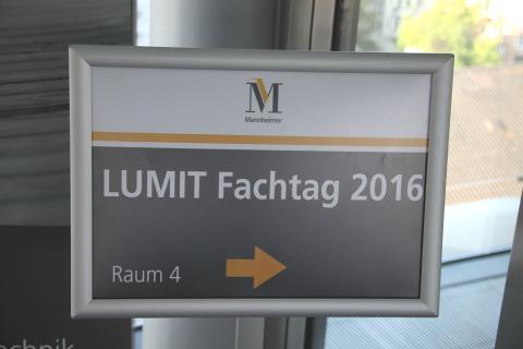 Follow-up LUMIT Fachtag: Die Frage ist geklärt