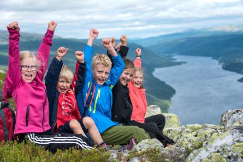 Norges svar på Beseggen - Skagsvola