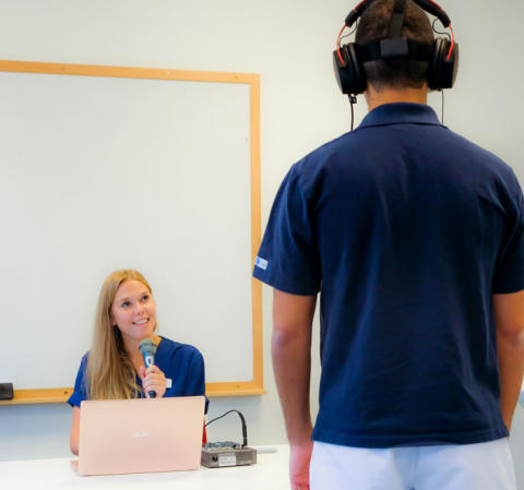 Virtual reality kommer till vårdcentralen