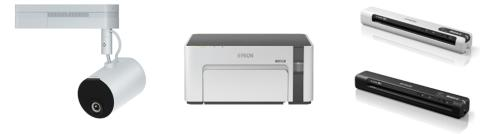 Epson Wins Good Design Awards for Projectors, Printers, and Scanner