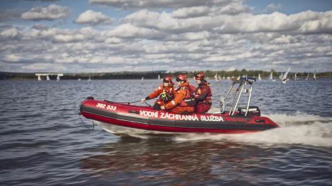 """Zachraňují životy na vodě. Nová epizoda """"Lifesavers"""" ukazuje hrdinství českých dobrovolníků"""