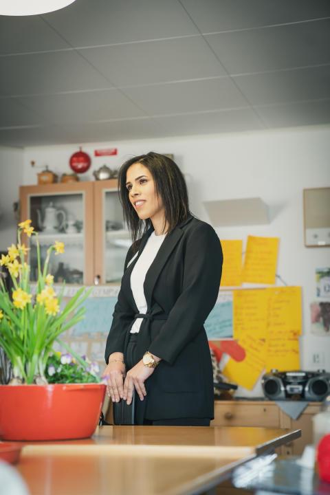 Dalal Ali #mitthässleholm - avsnitt medarbetare