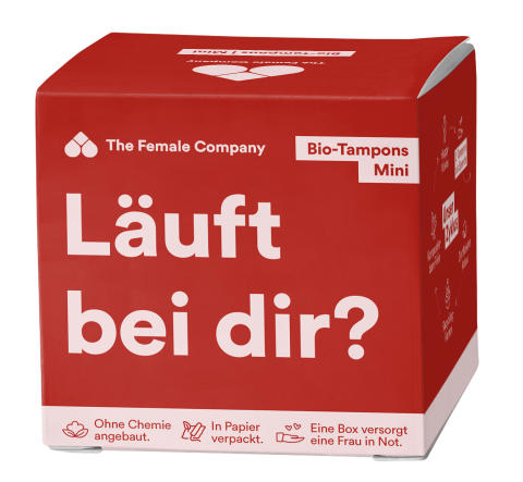 Bio Tampon-Box Mini