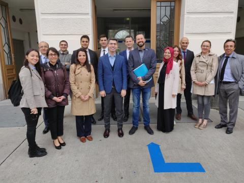 Study visit in Austria on Immigration and Asylum