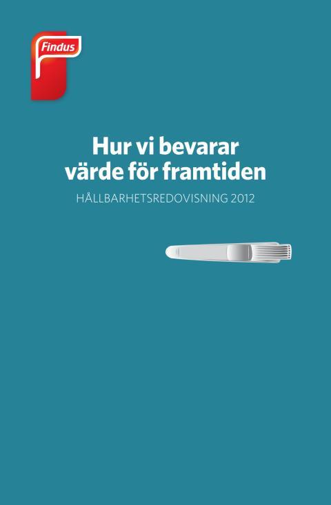Findus Hållbarhetsredovisning 2012