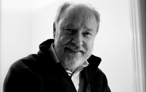 Anders Eliasson porträtteras av Norrbotten Neo