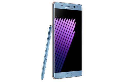 Stor etterspørsel etter Samsung Galaxy Note7