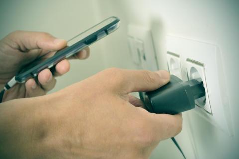 Fem ting du ikke visste om lading av mobilen