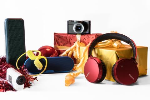Les meilleures idées cadeaux de Sony pour Noël