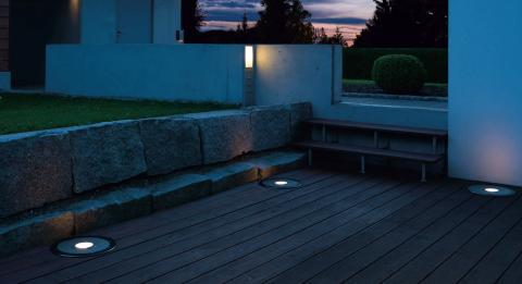 WHD Gartenlautsprecher - Bodeneinbau