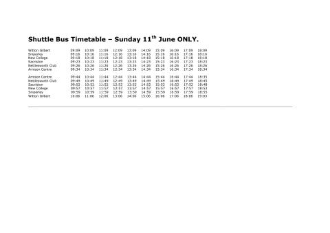 Services 13 /14 and X25 change of route between Witton Gilbert, Sacriston and Kimblesworth starting 11 June