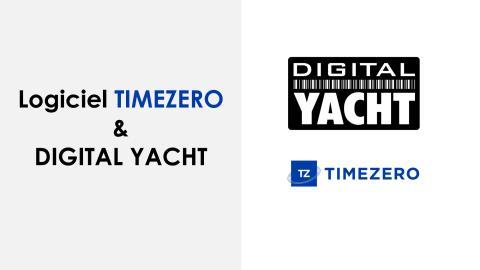 Produits Digital Yacht avec le logiciel TIMEZERO