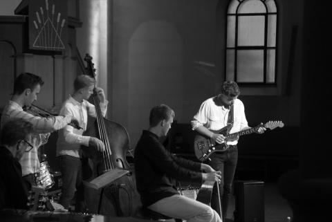 Trond Kallevåg Hansen Bedehus & Hawaii m/Geir Sundstøl, Oslo Jazzfestival